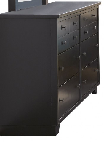 Diego Black Dresser
