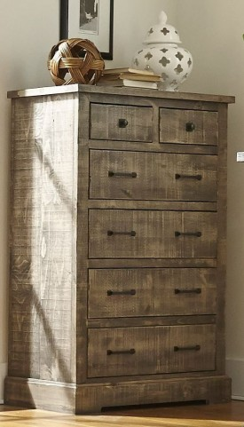 Meadow Weathered Gray Drawer Chest