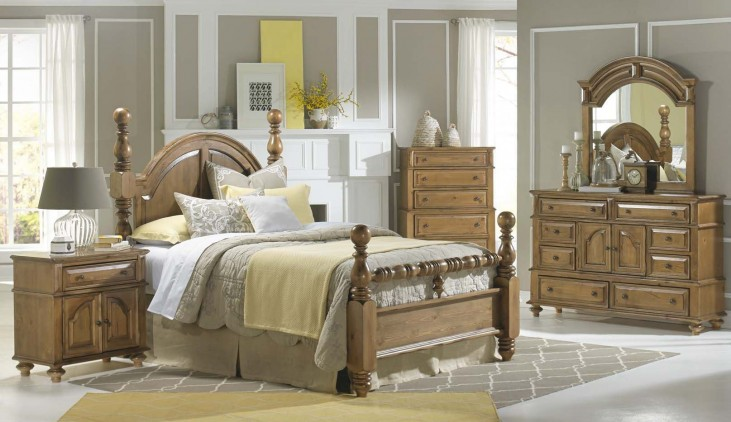 Surrey Bay Dune Poster Bedroom Set