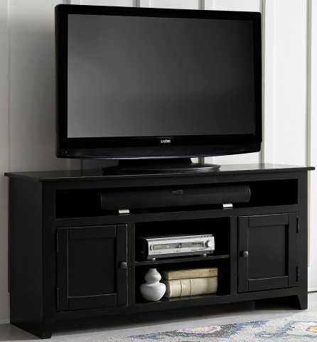 "Rio Bravo 58"" Black Entertainment Console"