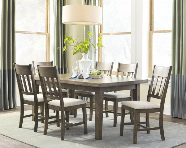 Granger Smoke Dining Room Set