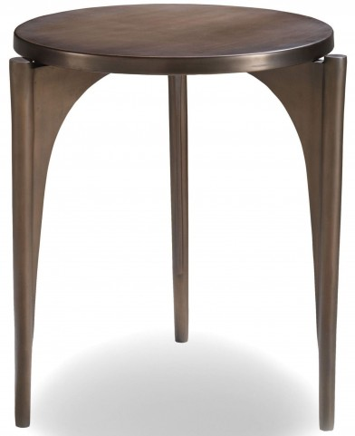 Palisades Whiskey Tripod End Table