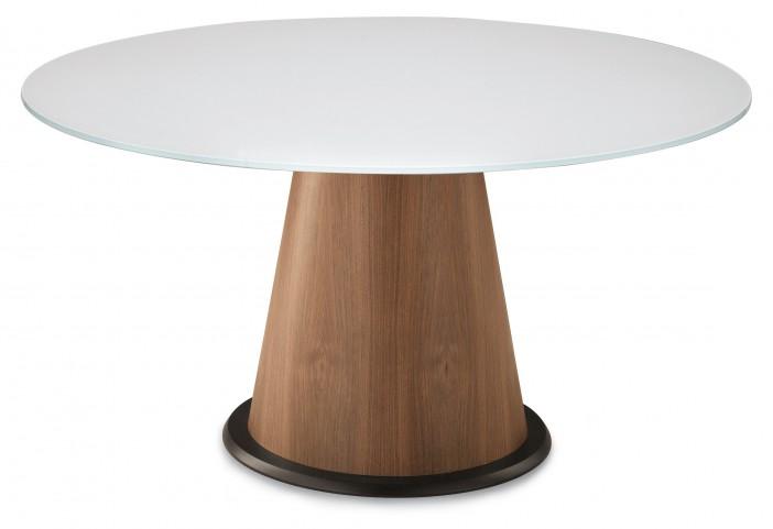 Palio Walnut Round Table