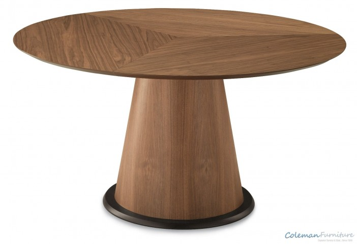 Palio Walnut 60 inch Round Table