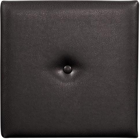 "Avanti Black 1"" Wall Pixel I with Button"