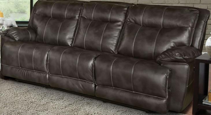 Phoenix Flint Dual Power Reclining Sofa