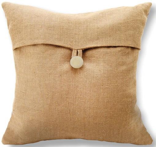 """Sachel Light Tan 18"""" Pillow Set of 4"""