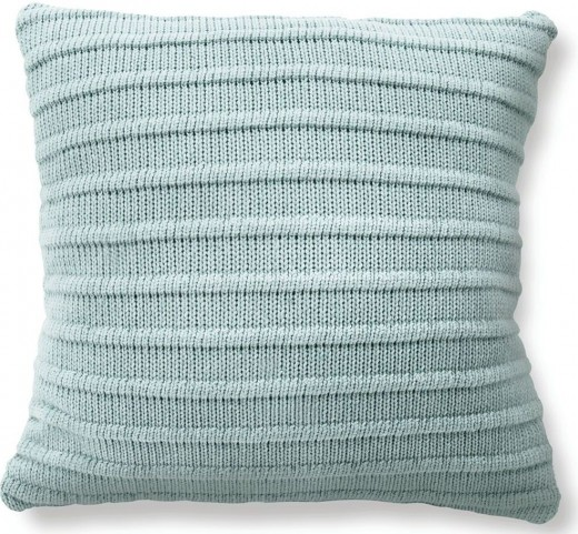 "Liche Pale Blue 18"" Pillow Set of 10"