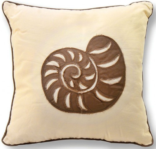 "Ciel Shell 18"" Pillow Set of 6"