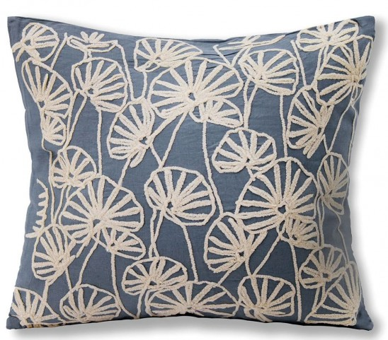 """Ines Blue 18"""" X 20"""" Pillow Set of 6"""