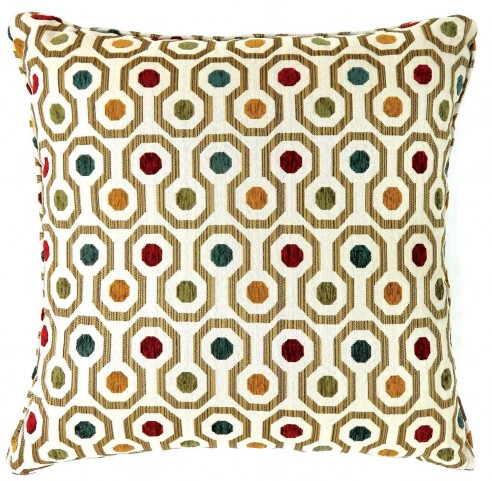 "Dott Multi 22"" Pillow Set of 2"