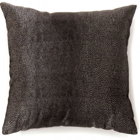 "Shale Black 18"" Pillow Set of 2"