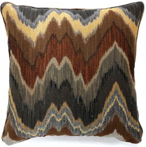 "Seismy Multi 22"" Pillow Set of 2"