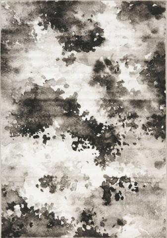 Platinum Black/Grey Airbrush  Medium Rug