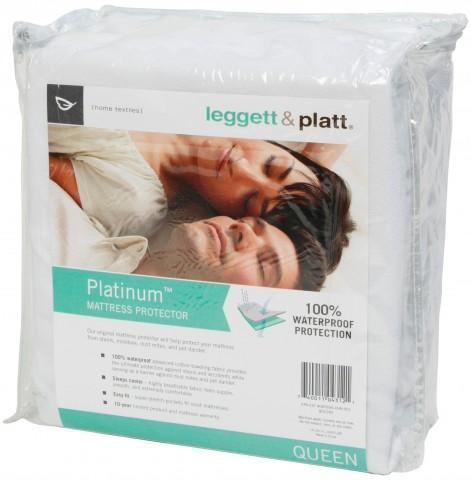 Platinum Split Cal King Size Mattress Protector