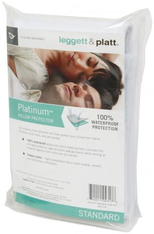 Platinum King Size Pillow Protector