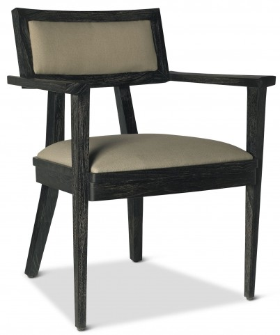 Palmer Mink Arm Chair