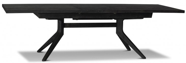 Palmer Rectangular Extendable Trestle Dining Table