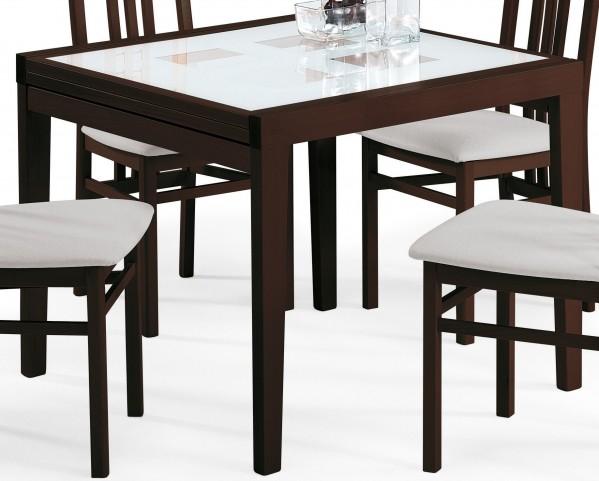 Poker Wenge Rectangular Table