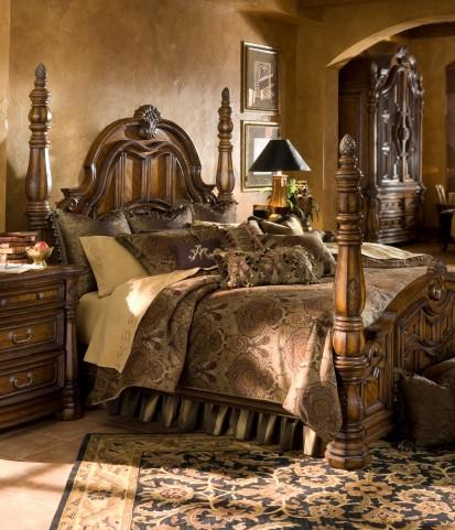Pontevedra Queen Bedding Set (12pc)
