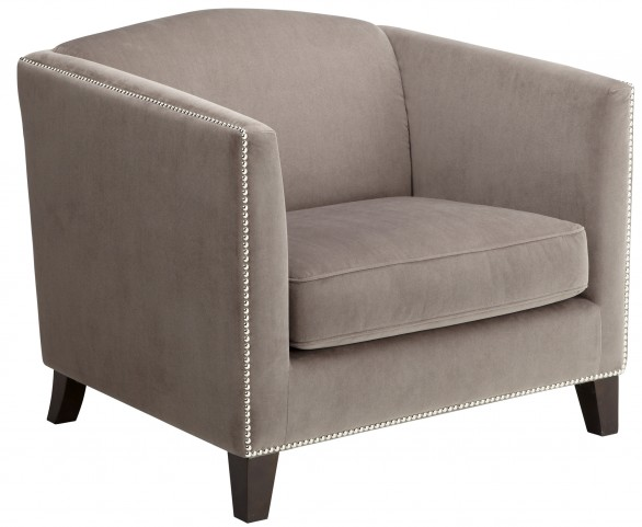 Portico Grey Armchair