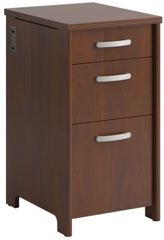 Envoy Hansen Cherry 3 Drawer Pedestal