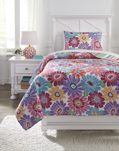 Alexei Multi Full Quilt Set
