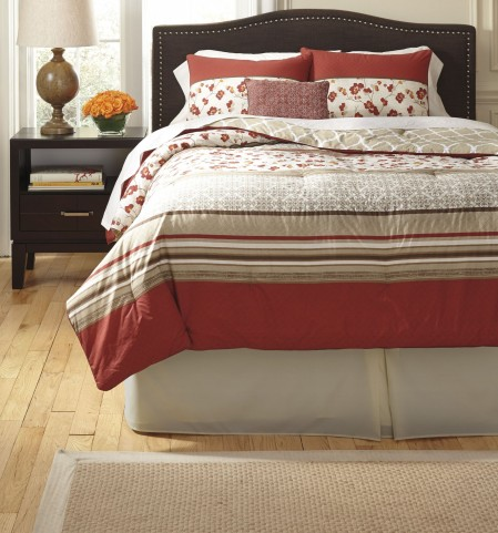 Cayenne Queen Comforter Set