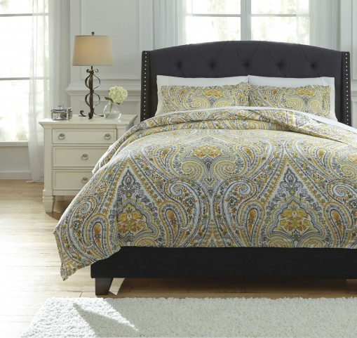 Soliel Multi Queen Duvet Cover Set