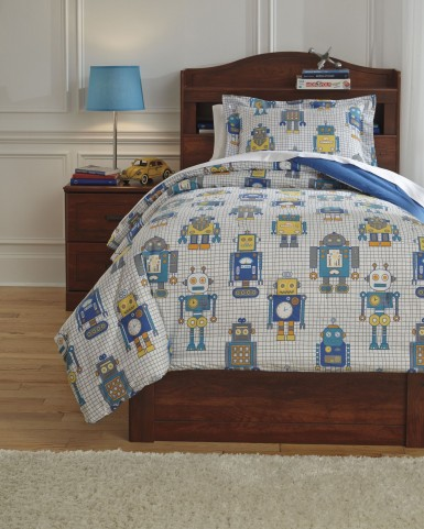 Machado Multi Twin Comforter Set