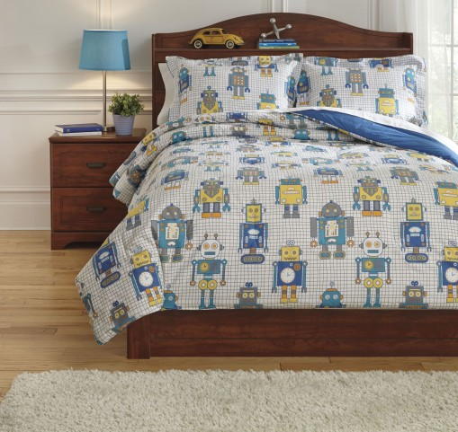 Machado Multi Full Comforter Set