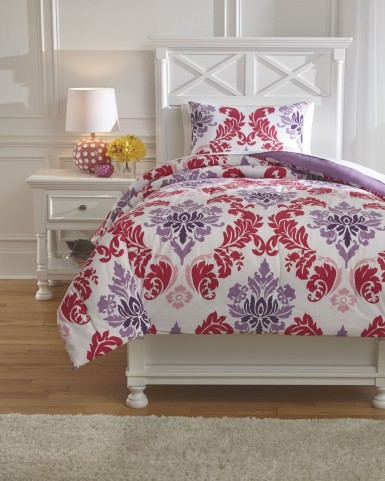 Ventress Berry Twin Comforter Set