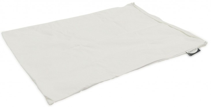 Clean Shield White Queen Pillow Protector