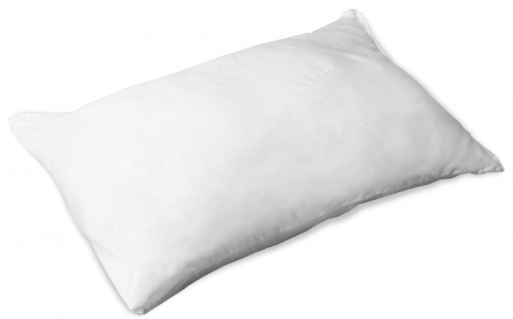 Display White Queen Display Pillow
