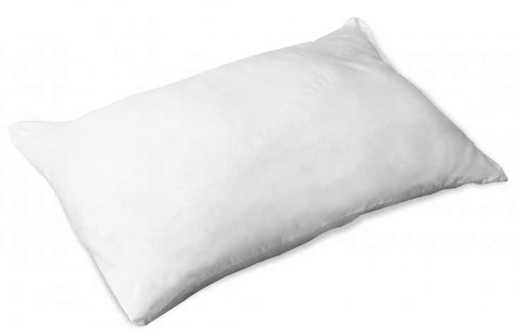 Display White King Display Pillow