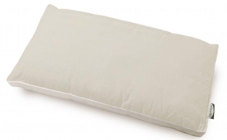 Clean Shield White King Deluxe Fiber Pillow