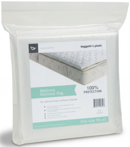 Clear Mattress Removal Bag
