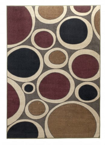 Popstar Plum Small Rug