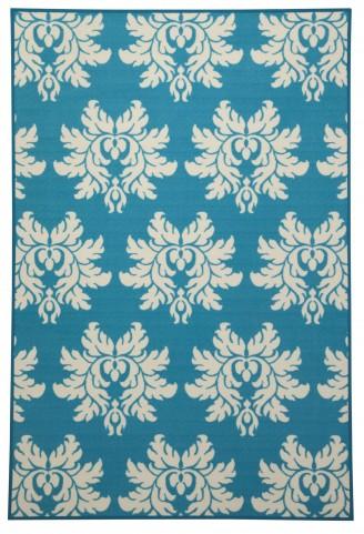 Lia Turquoise Medium Rug