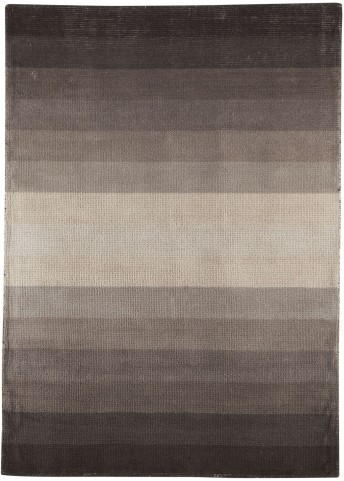 Talmage Black and Tan Large Rug