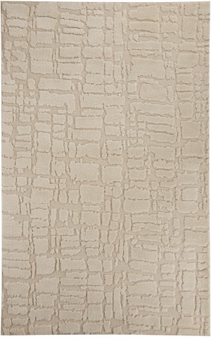 Dugan Cream and Taupe Medium Rug