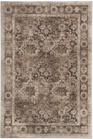 Geovanni St1 and Taupe Medium Rug
