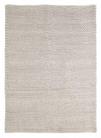 Handwoven Gray Medium Rug