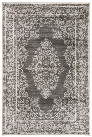 Ivy Town Gray Medium Rug