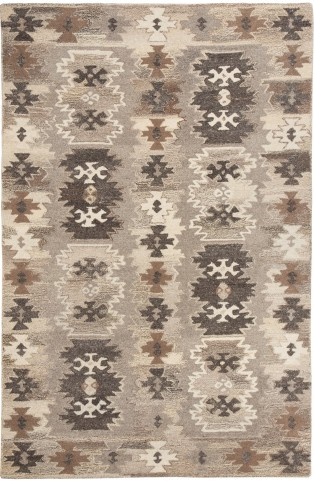 Porcinni Gray Large Rug