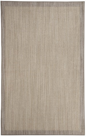 Claudius Silver Leaf Medium Rug