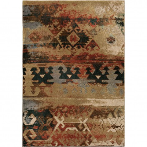 Elk River Multi Medium Rug