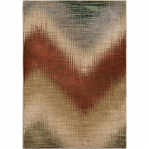 Barnesville Multi Large Rug