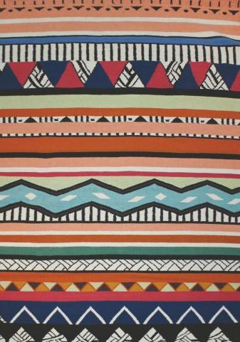 Raja Southwest Wool Dhurry Rug