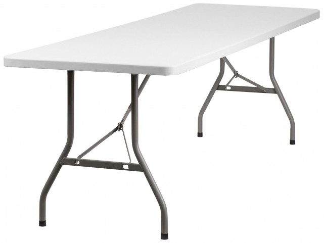"30"" Plastic Folding Table"